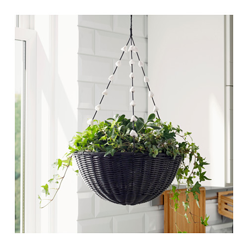 Fabulous with plante suspendue ikea - Mur vegetal interieur ikea ...
